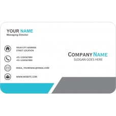 Rounded Corner Visiting Cards